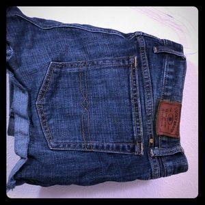 Lucky Brand Riley Shorts 31
